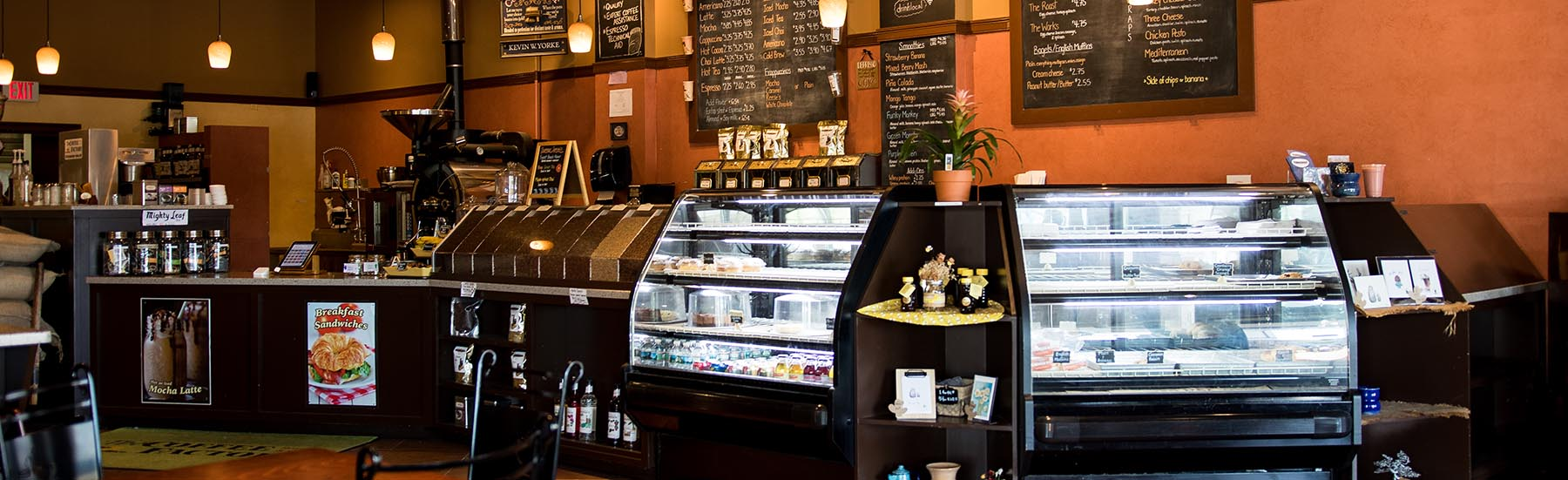 Derry Nh Location Menu Ordering The Coffee Factory